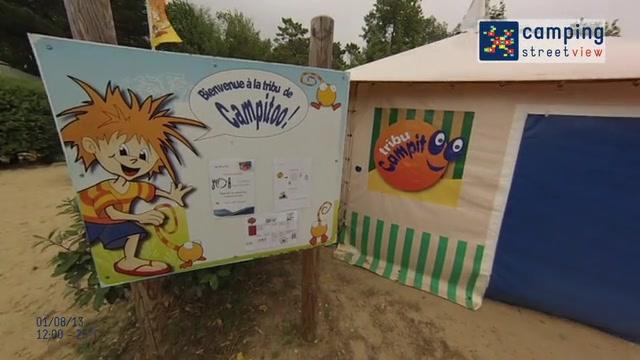 Campéole Les Sirènes ST JEAN DE MONTS Pays de la Loire FR