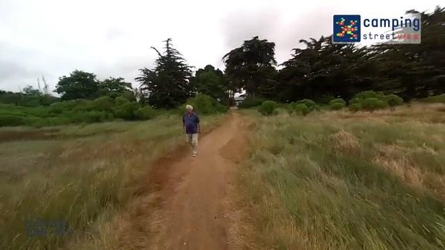 Camping-Ker-Eden LARMOR-BADEN Bretagne France