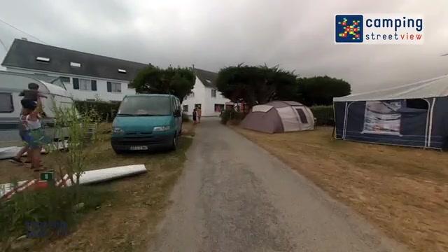 Camping-CROMENACH AMBON Bretagne France