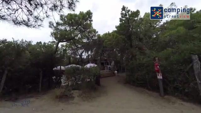 Camping-Maremma-Sans-Souci Castiglione-della-Pescaia Toscana Italia