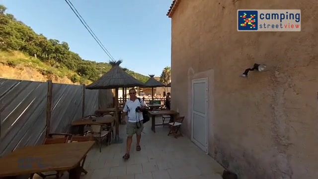 Camping La Vallée du Paradis Agay Provence-Alpes-Côte d'Azur FR
