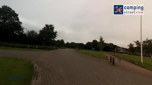 Camping--t-Strandheem Opende Groningen Pays-Bas