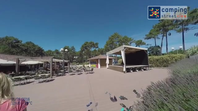 Camping-Eurosol Saint-Girons-Plage Nouvelle-Aquitaine France