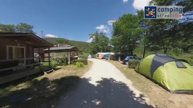 Eyrieux-Camping Les-Ollieres-sur-Eyrieux Auvergne-Rhone-Alpes France
