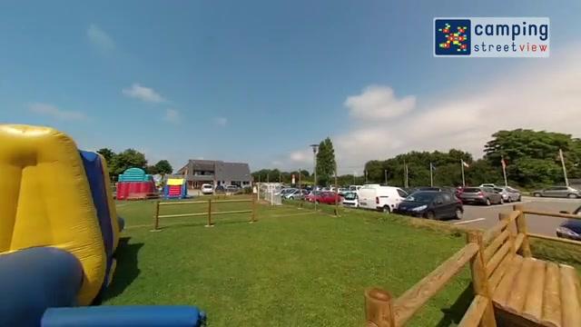 Camping de Kerzerho ERDEVEN Bretagne FR