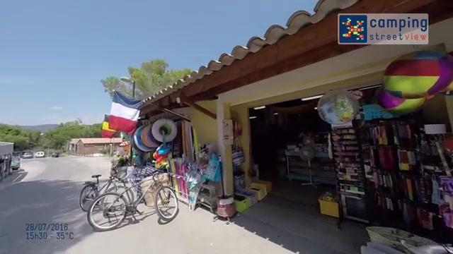 Camp-du-Domaine BORMES-LES-MIMOSAS Provence-Alpes-Cote-d-Azur France