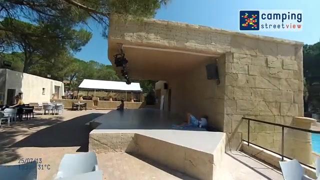 Camping Les Cigales LE MUY Provence-Alpes-Côte d'Azur FR