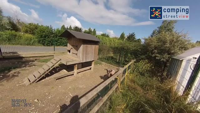 Camping Antioche d'Oléron La Brée les Bains Poitou-Charentes FR
