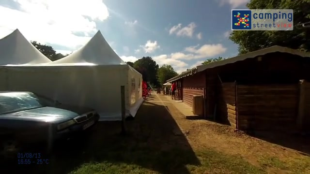 Camping Saint Laurent PLOEMEL Bretagne FR
