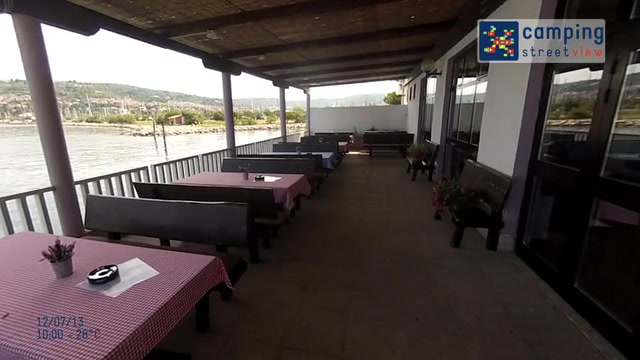 Camp Lucija Portorož   Slovenian Littoral Sl