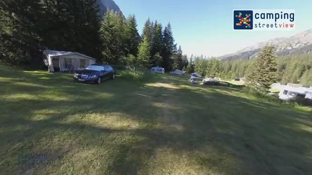 Camping-des-Glaciers La-Fouly Valais Suisse