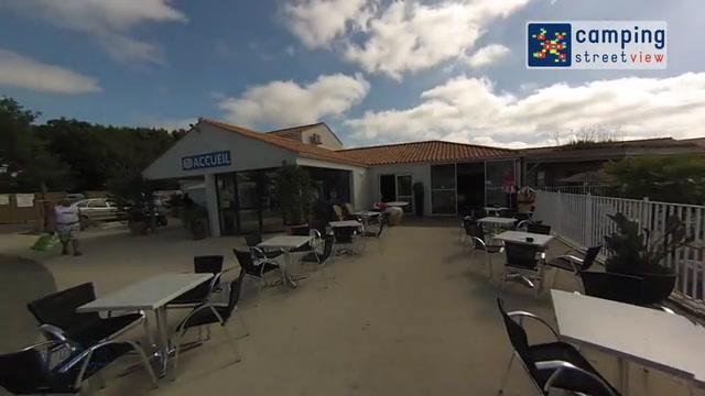 Camping Loyada Talmont St Hilaire Pays de la Loire FR